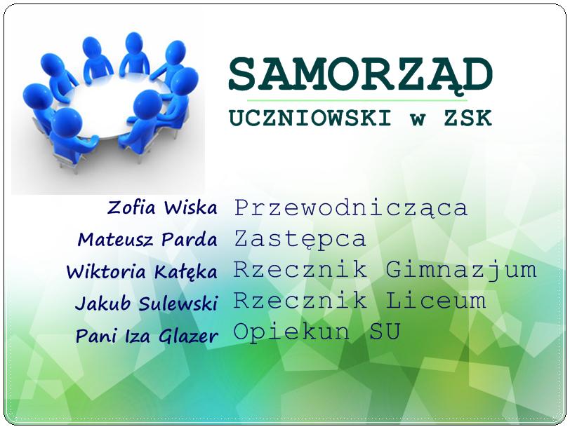 9.10- Samorząd Uczniowski