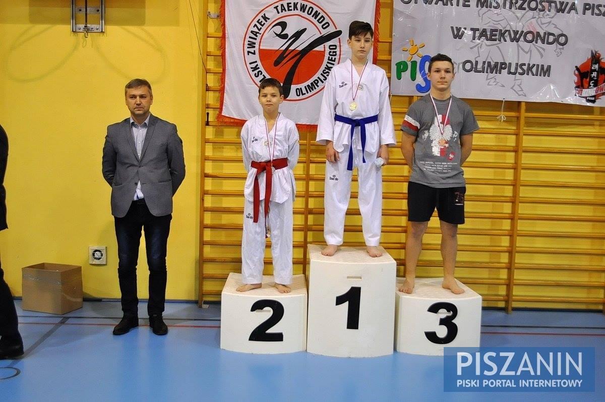 02.01- Turniej Taekwondo