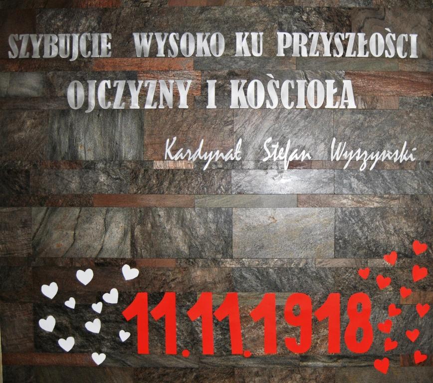 10.11 – Obchody Święta Niepodległości w ZSK