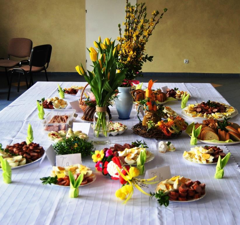 Śniadanie Wielkanocne.