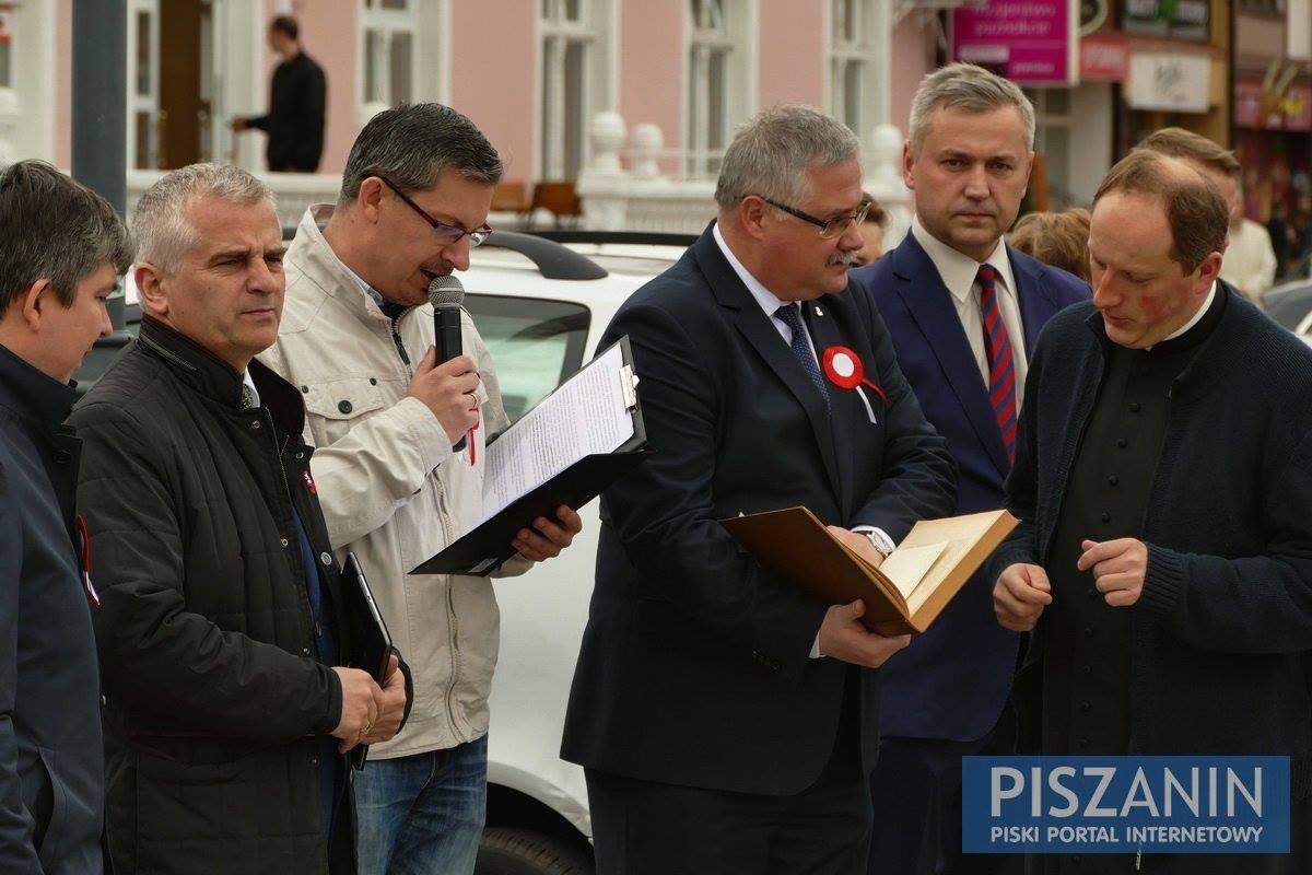 Polonez na pl. Daszyńskiego