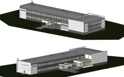 Budowa sali gimnastycznej