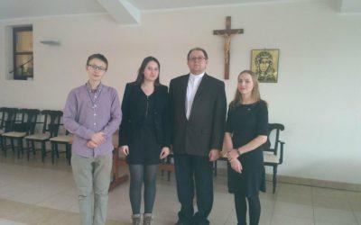 Olimpiada teologiczna w Ełku