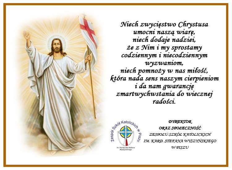 Jezus Zmartwychwstał!