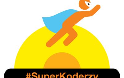 Jesteśmy w gronie #Superkoderów!