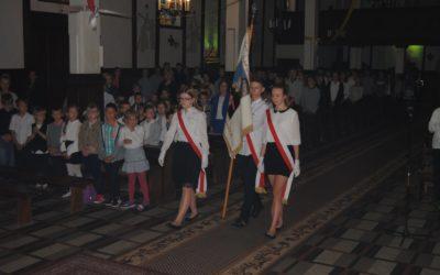 Msza święta inaugurująca nowy rok szkolny