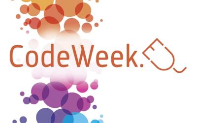 Kodujemy w ramach Europejskiego Tygodnia Kodowania!