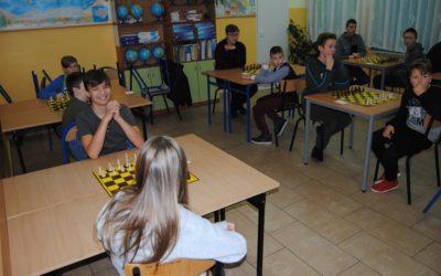 I Szkolny Turniej Szachowy o Puchar Dyrektora Szkoły
