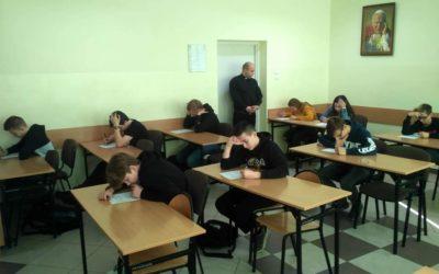 Powiatowy Etap Konkursu Wiedzy Biblijnej