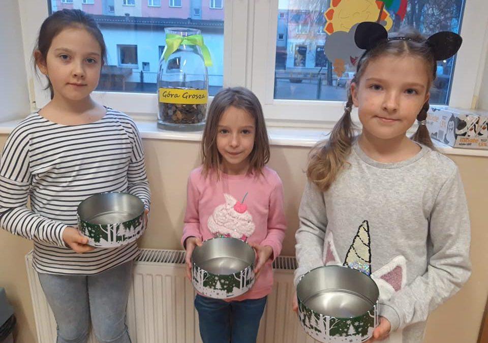 Góra grosza w małej szkole