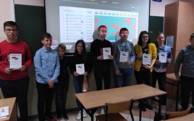 Międzyszkolny Konkurs Wiedzy o Anglii i Niemczech