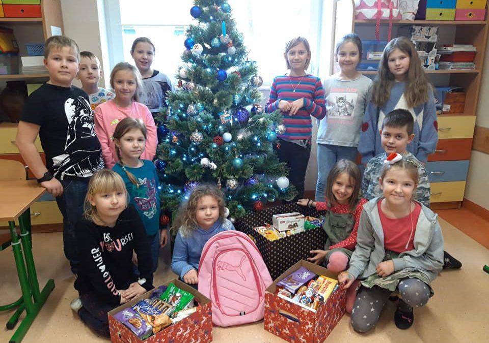 Podaruj dzieciom radość na Święta!