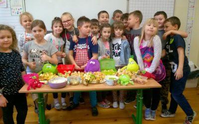 Dzień Zdrowego Jedzenia u najmłodszych