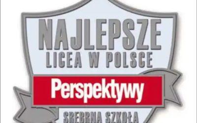 Srebrna Odznaka PERSPEKTYW!