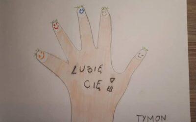 Dzień życzliwości i pozdrowień w klasie 3 :)