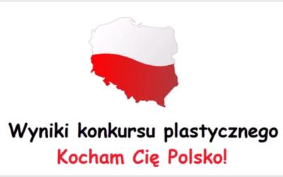 """Konkurs plastyczny """"Kocham Cię Polsko!"""""""