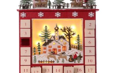 Konkurs na najpiękniejszy kalendarz adwentowy