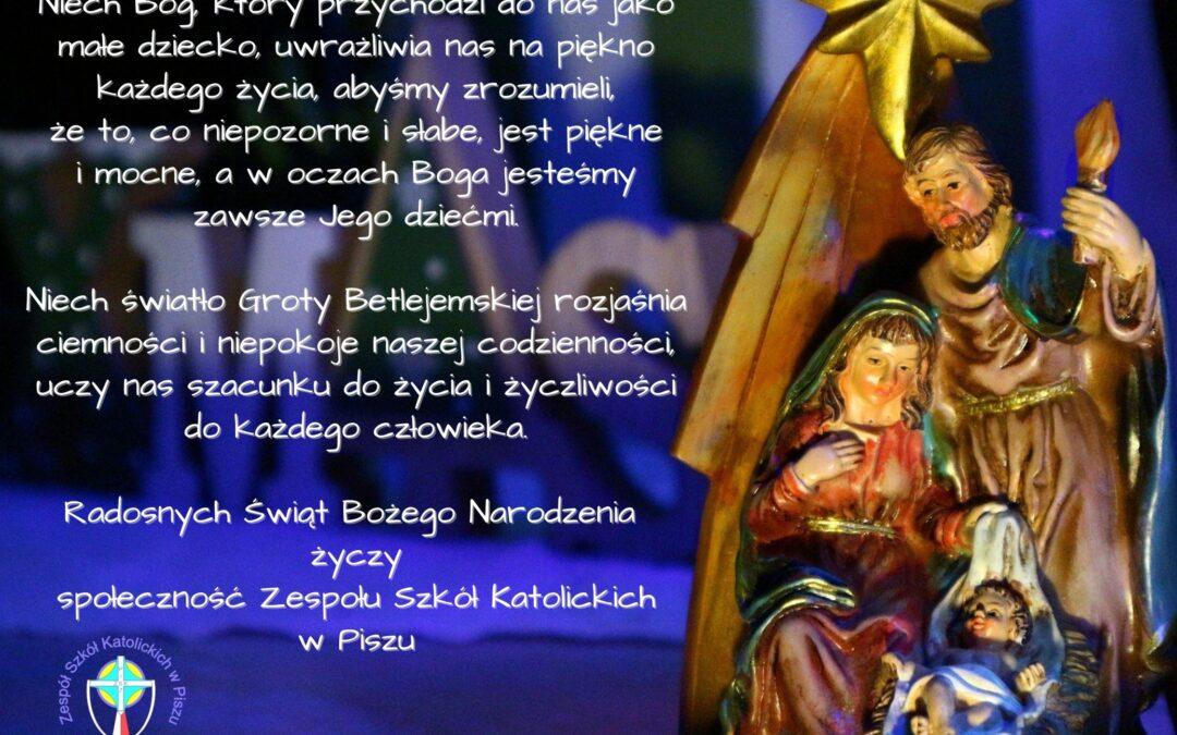 Wesołych i Błogosławionych Świąt!