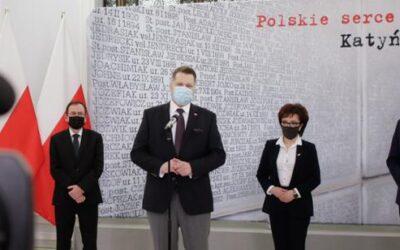 """II edycja konkursu literacko-plastycznego """"Polskie serce pękło. Katyń 1940"""""""