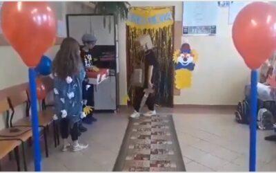 """""""EKOMODA""""  – pokaz mody w klasie 3 SP"""