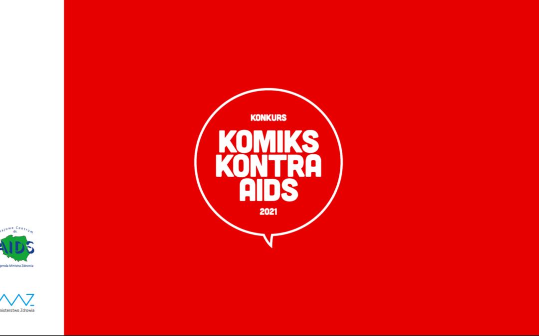 Konkurs na komiks o problematyce HIV/AIDS